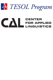 TESOL and CAL Logos