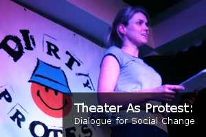 Theatre as Protest