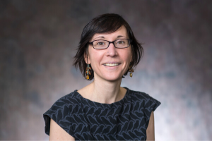 SIS professor Antoaneta Tileva.