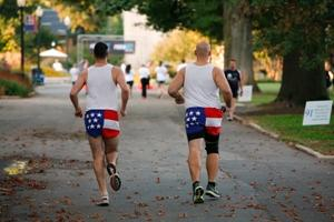WPI_5K 2012 US Flag Runners