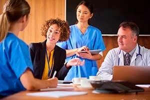 Innovative Management in Nursing Homes