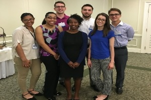 Kogod Accounting Students attend the VSCP Leaders' Institute at the University of Richmond, June 17-18, 2016.