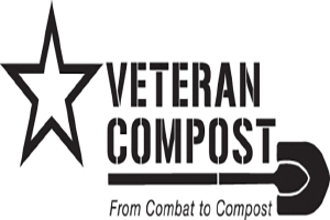 Veteran compost black and white graphics
