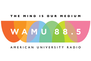 Photo: new WAMU logo