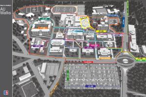 December Newsletter - American university map