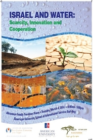 Israel and Water Program Cover