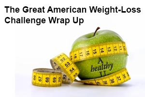 Weight-Loss Challenge Wrap Up