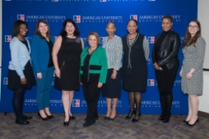 Alumni in the KNOW: Women in Leadership event, March 1