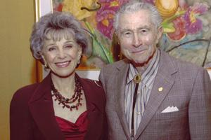 Lillian and Seymour Abensohn