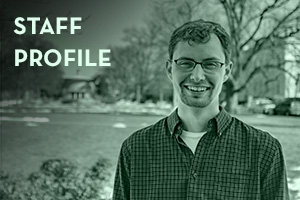 Staff Profile: Adam Robinson
