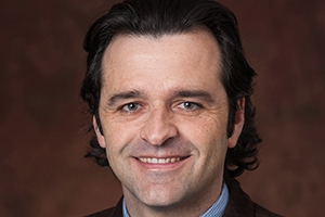 Erik Alda, Ph.D. candidate in justice, law, and criminology