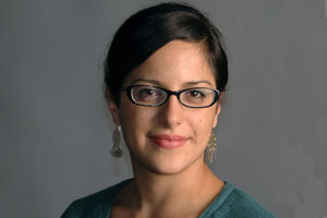 Alexandra Garcia, BA/'05, has had her video nominated for a 2009 Emmy