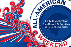 Logo for All-American Weekend