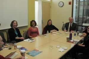 SIS USFP Alumni Book Club, Mission Creep with Gordon Adams and Shoon Murray.