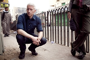 Anderson Cooper, 2013 WONK of the Year