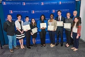 AU Honors Students 2017