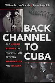 Back Channel to Cuba cover