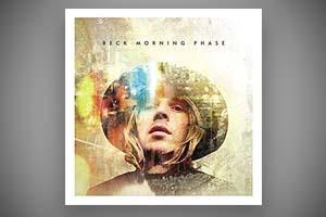 Album cover for Beck - Morning Phase