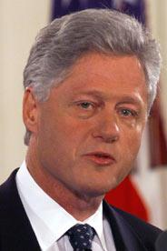 Bill Clinton 1999, Copyright Gannett, Tim Dillon