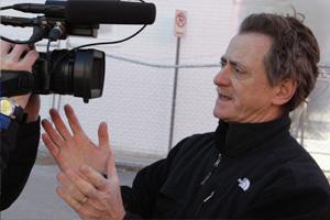 SOC Bill Gentile explaining
