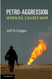 The cover of Jeff Colgan's book