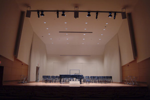 CAS Recital Hall