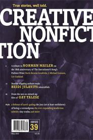 Creative Nonfiction 39