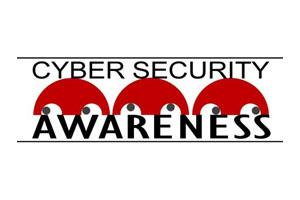 Cyber Security Awareness Logo
