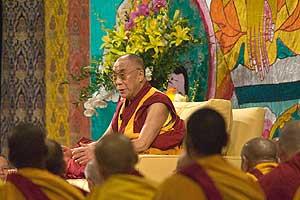 Dalai Lama Explores Concept of Soul | American University
