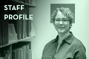 Staff Profile: Dawn Fairbanks
