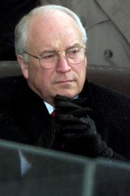 Dick Cheney 2001, Copyright Gannett, Tim Dillon, USA Today
