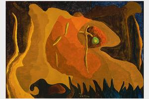 Arthur Dove, Green Light
