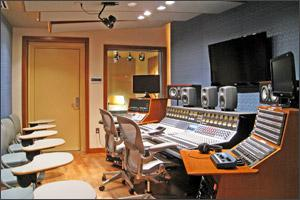 Kreeger editing suite