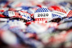 Elections buttons 2020