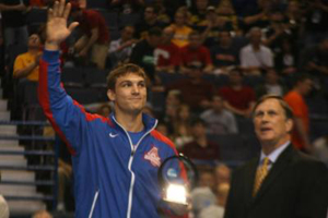 Mitchell Honored With NCAA's Elite 89 Award for Division I Wrestling