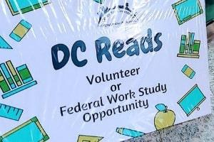DC Read poster