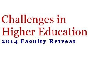 2014 Faculty Retreat Logo