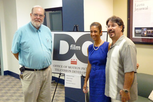 SOC DC Film Office PATs workshop