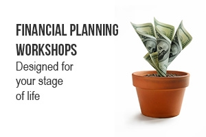 Staff Appreciation: Financial Planning Workshops