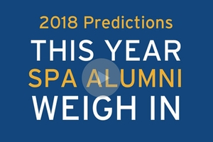Predictions for 2018 Alumni from American University School of Public Affairs Share Their Predictions