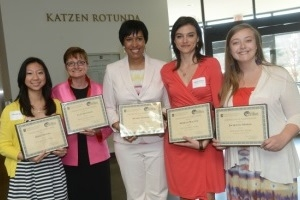 wpi_alice paul 2014 award winners