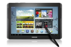 ASAC Galaxy Note Tablet