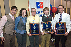 2009 Richard L. Schlegel Award winners