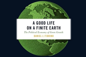 A Good Life on a Finite Earth book cover
