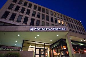Au's Greenberg Theater