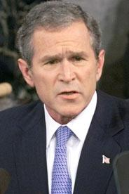 George W. Bush 2001, Copyright Gannett, H. Darr Beiser, USA Today