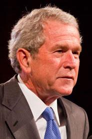 George W. Bush 2011, Copyright Gannett, Jack Kurtz, Arizona