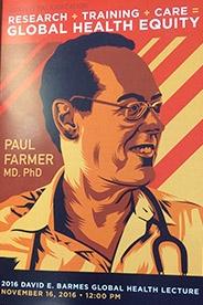 Paul Farmer talk at NIH