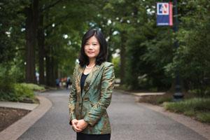 Professor Heng Xu