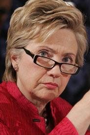 Hillary Clinton 2006, Copyright Gannett, Tim Dillon